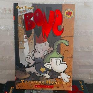3/$25 Bone Series #8 Treasure Hunters